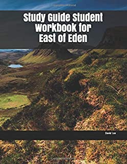 Study Guide Student Workbook for East of Eden