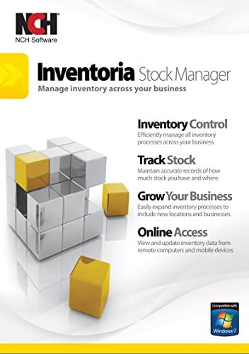 Inventoria Software for Stock OFFicial shop Control Max 46% OFF and a Management Inventory
