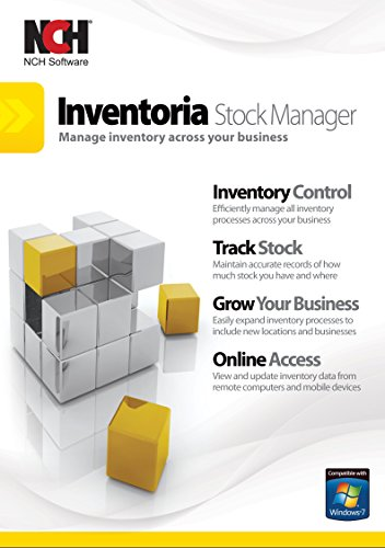 inventory softwares Inventoria Software for Stock Control and Inventory Management and Montoring [Download]