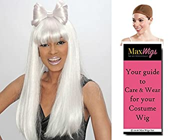 Best lady gaga white wig Reviews