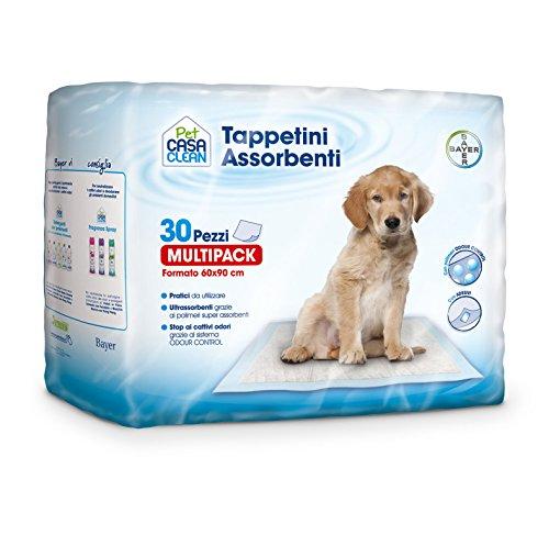 Bayer - Tappetini Assorbenti Multipack, 60x90 cm, 30 pezzi