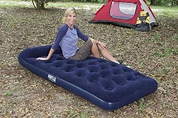 Bestway 67224 Matelas gonflable camping Pavillo? 1 place 188 x 99 x 22 cm avec pompe à pied intégrée