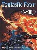 Fantastic Four, tome 4 de Roberto Aguirre-Sacasa