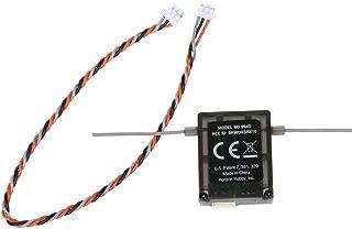 WILLOWLUCKY Receiver Satellite for JR Spektrum Transmitter RC SPM9645 AR6210 6CH 2.4GHz DSMX DSM2 Satellite