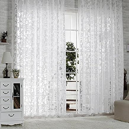 Amazon.it: tende per salotto eleganti - Tende classiche e drappeggi ...