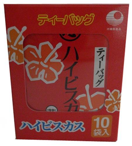 比嘉製茶 ハイビスカス茶 ティーバッグ 10包