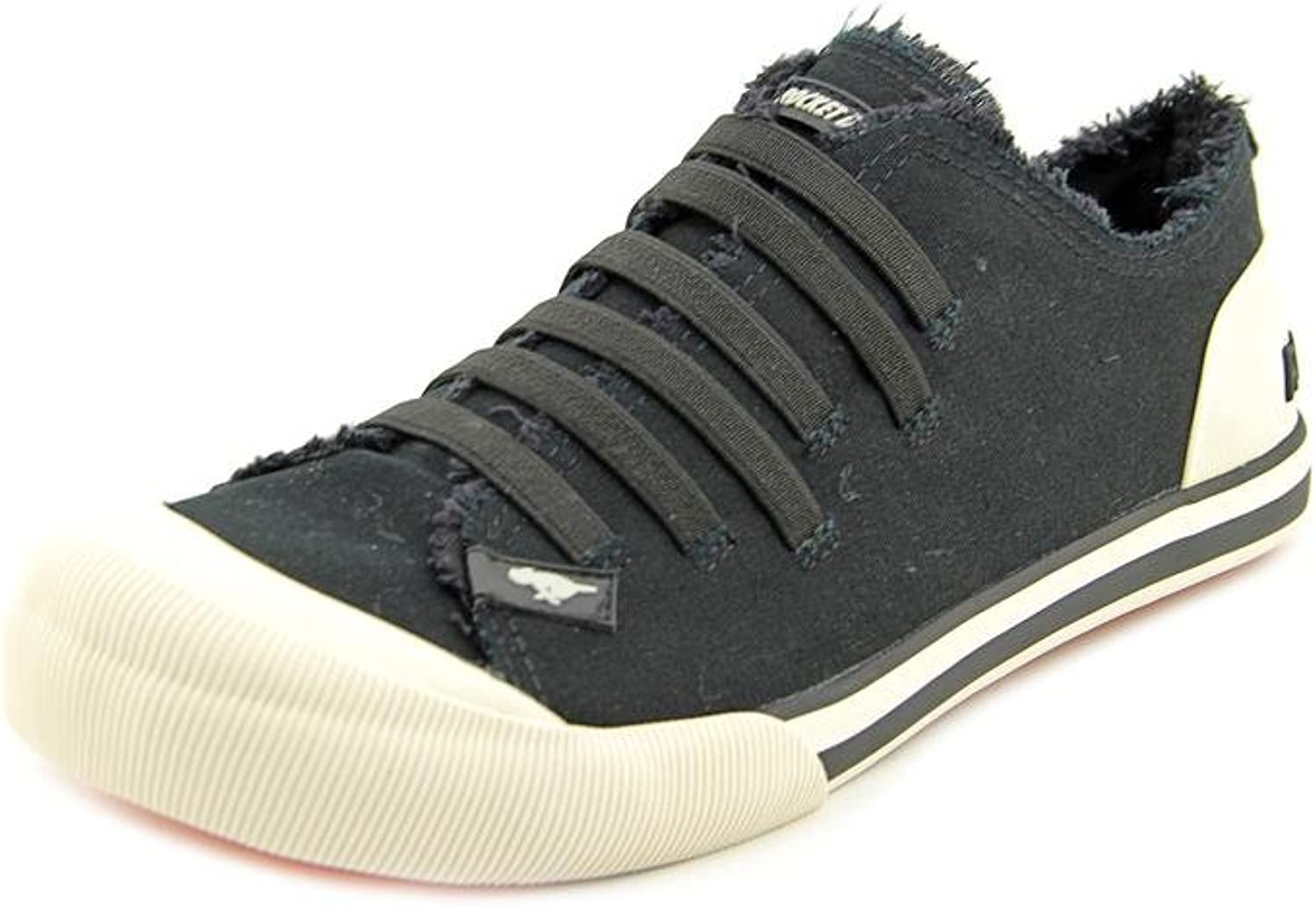 Rocket Dog Women's Joint 8A Canvas Ankle-High Fabric Fashion Sneaker