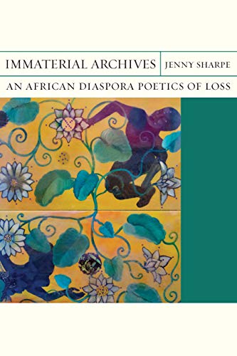 Immaterial Archives: An African Diaspora Poetics of Loss (FlashPoints) (English Edition)