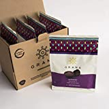 GRANA CAFE- ESPRESSO Capsules compatible with Dolce Gusto Machines 50 COUNT (5 x 10 pack)