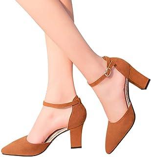 0512bad9 Zapatos Mujer Sonnena Zapatos De Tacón Mujer Primavera Verano Sandalias  Fiesta Super High Heels Plataforma De