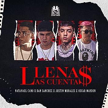 Llenas Las Cuentas (feat. Oscar Maydon)