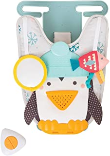 Taf Toys Penguin Play and Kick Infant Car Toy Travel Activity Center for Rear Facing Baby with Remote Control | Parent and...