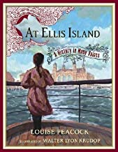 At Ellis Island: A History in Many Voices [AT ELLIS ISLAND] [Hardcover]