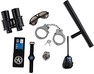 Dress Up America Police Officer Deputy Role Play Kit for Kids