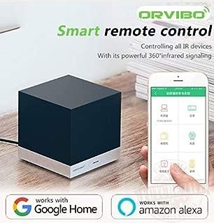 ORVIBO スマート家電コントローラリモコン 統合スマートホームアプリ「HomeMate」から家電をコントロール 【Alexa対応製品】