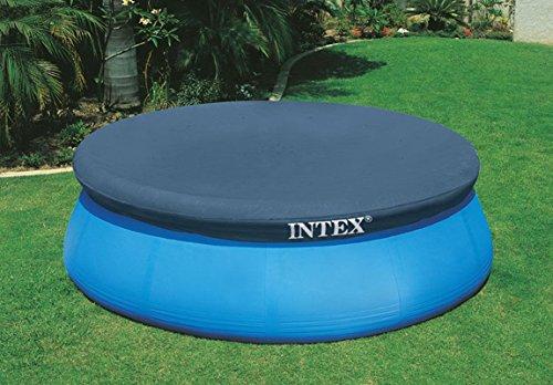 Intex Lona de vinilo para cubierta de desechos de piscina de 10...
