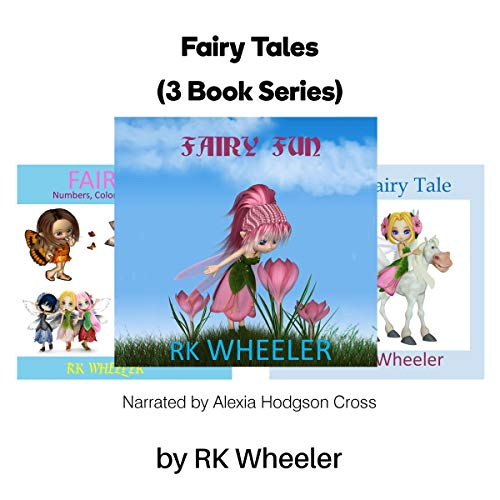 Fairy Tales: Box Set Books 1-3 audiobook cover art