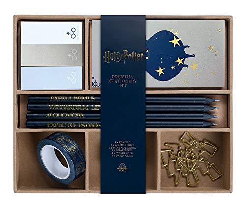 Pyramid International Harry Potter Spells & Charms SR73150 Social Schreibwaren-Set, mehrfarbig