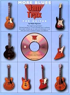 Jam Trax More Blues