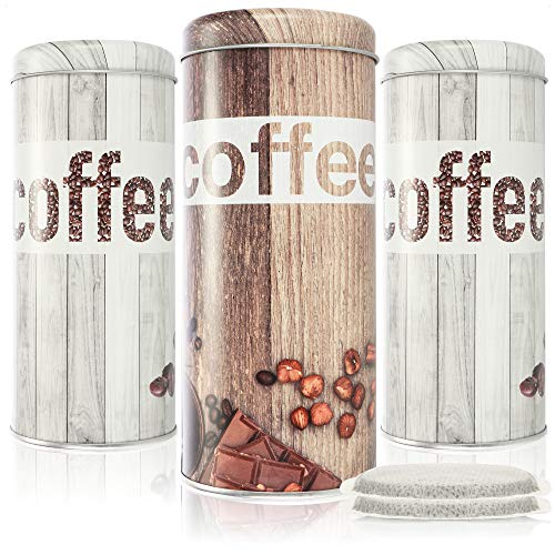 com-four -  ® 3X Kaffeepaddose