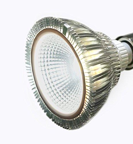 LED PlantLight 20W拡散光 植物育成使用白色電球 E26 観葉植物 水耕栽培 家庭菜園 水草栽培
