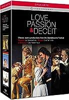 Love & Passion & Deceit Classic Opera [DVD] [Import]