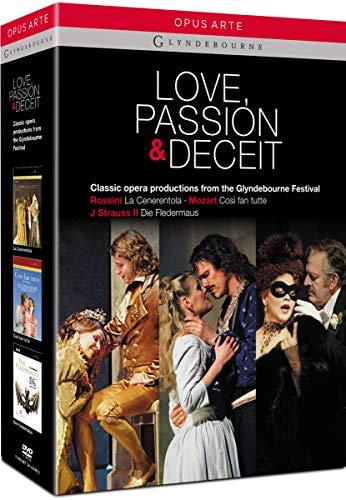 Love, Passion And Deceit - La Cenerento