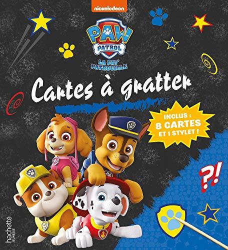 Pat' Patrouille-Cartes à gratter n°2
