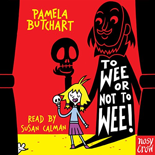 To Wee or Not to Wee audiobook cover art