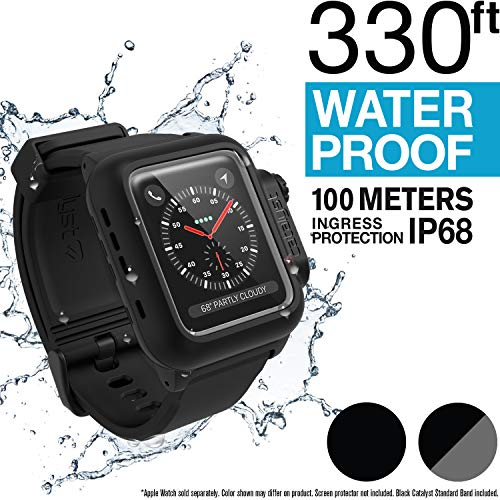 Waterproof Apple Watch Case 42mm Series 2 & 3 With...