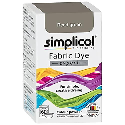simplicol 12545 - Tinte textil (150 g), color verde