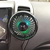 Air Vent Mounted USB Fan,V-Resourcing Newest Mini Electric Car Fan for Car Air...