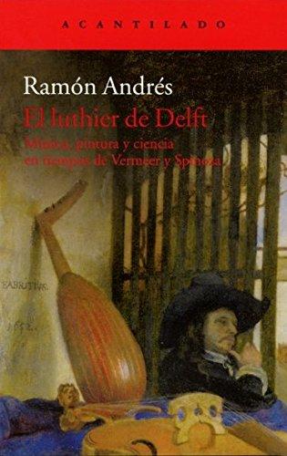 El luthier de Delft (Acantilado)