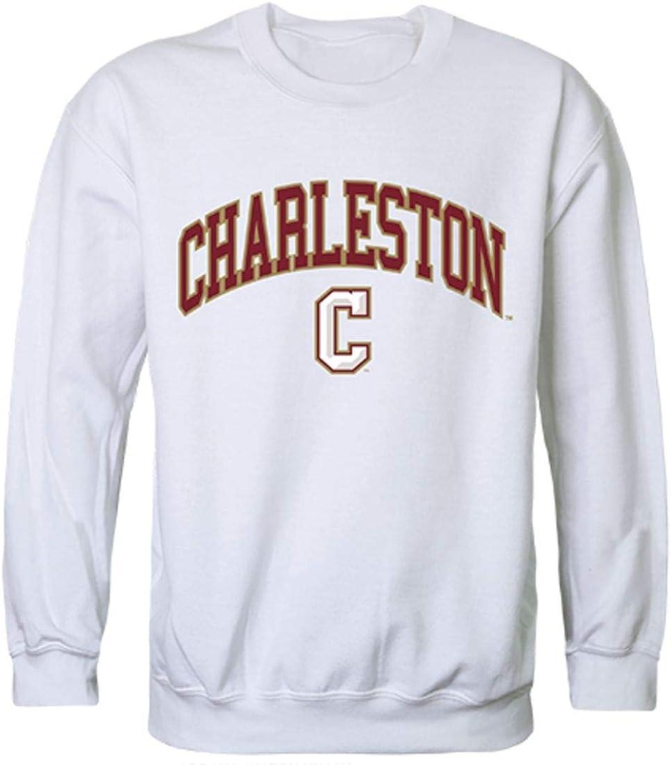 W Republic COFC College of Charleston 宅配便送料無料 Campus ご予約品 S Pullover Crewneck
