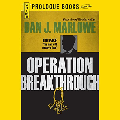 Operation Breakthrough cover art