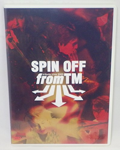 SPIN OFF from TM-tribute LIVE 2005- [DVD] - 宇都宮隆