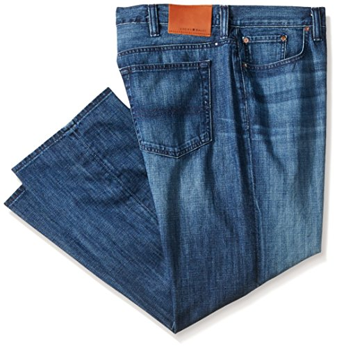Lucky Brand Men's Big-Tall 181 Relaxed Straight-Leg Jean in Indian Wells, 54x32