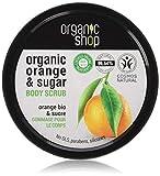 Organic Shop Naranja Siciliana Exfoliante