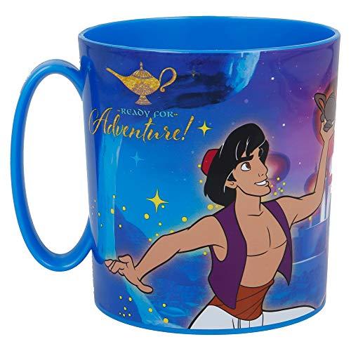 Disney Aladdin beker van kunststof, geschikt voor de magnetron