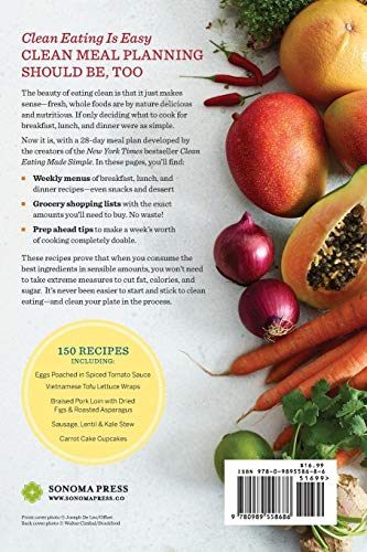 Health Shopping 28 Days of Clean Eating: The Healthy Way to Kick Dieting Forever