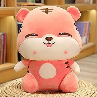 23-60 cm tijger mascotte knuffel schattige pop slapen kussen pop pop meisje verjaardagscadeau pop 30 cm roze