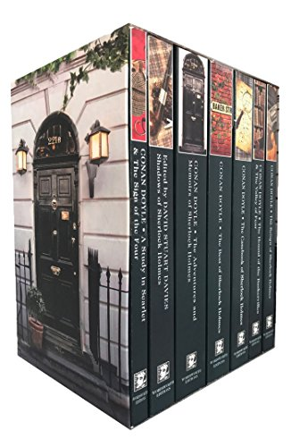 The Complete Sherlock Holmes Collection (Wordsworth Box Set)