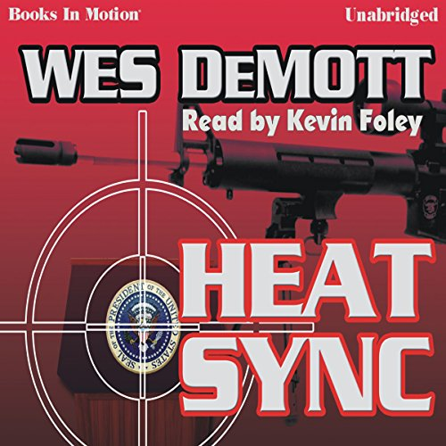 Heat Sync audiobook cover art