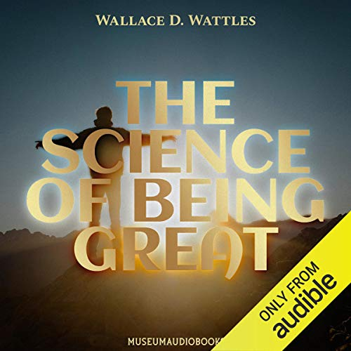 The Science of Being Great cover art