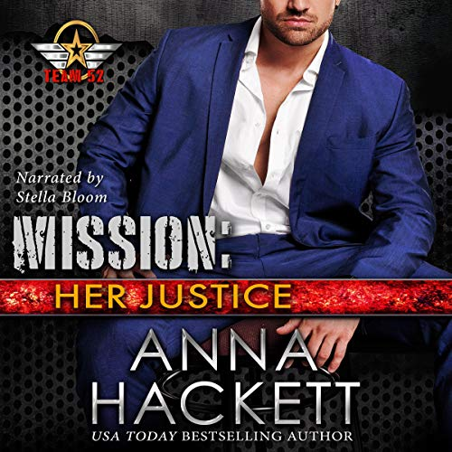 Mission: Her Justice Audiobook By Anna Hackett cover art