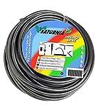 SATURNIA Goteo Microtubo PVC (Rollo 25 Metros)