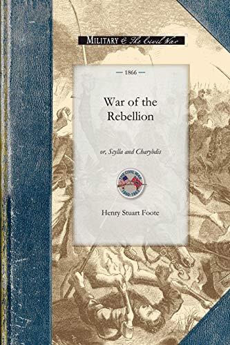 War of the Rebellion: or, Scylla and Charybdis (Civil War)