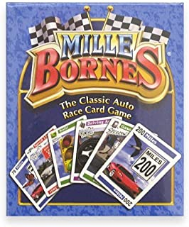 Winning Moves Games Mille Bornes Card Game