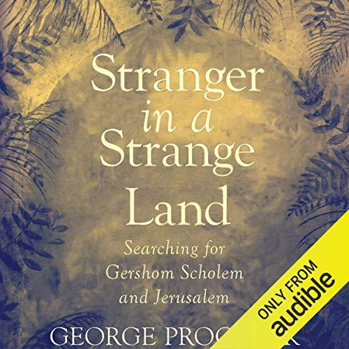 Stranger in a Strange Land audiobook cover art