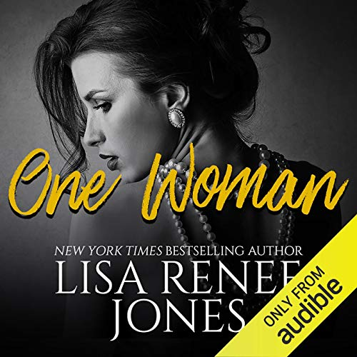 One Woman audiobook cover art